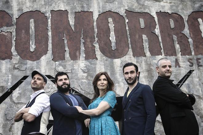 Su Sky Atlantic HD sta per sbarcare la nuova stagione di Gomorra