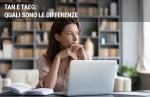 Differenza tra TAN e TAEG: cosa sono e significato