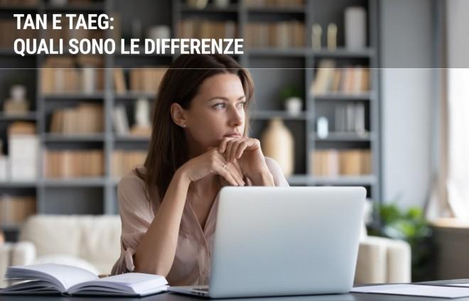 Il tasso d'interesse: la differenza tra TAN e TAEG