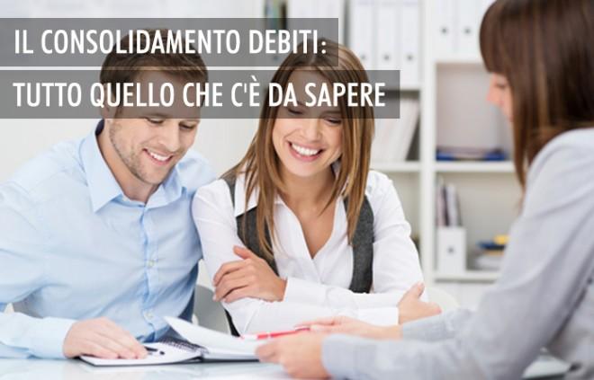 Il consolidamento debiti: tutto quello che devi sapere