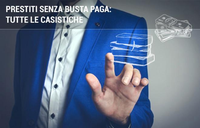 Prestiti online senza bustapaga per liberi professionisti, casalinghe e studenti