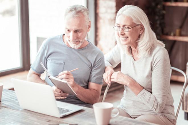 I due migliori prestiti per pensionati di aprile 2019