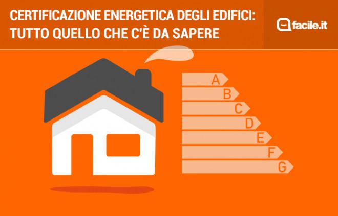 Certificazione energetica degli edifici: tutto quello che c'è da sapere
