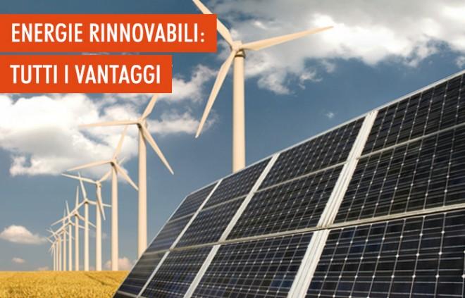 Energie rinnovabili: quali sono e perché sceglierle