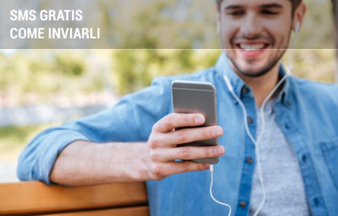 SMS gratis: come inviare sms senza registrazione