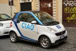 Attenzione alle app di car sharing