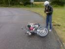 Strade ancora troppo pericolose per i motociclisti
