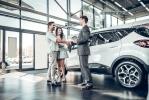 Come stanno andando le vendite di auto in Italia