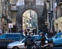 Roma, Milano e Napoli città più trafficate d'Italia