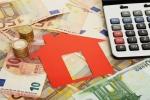 Nello scorso semestre il mutuo medio concesso è stato pari a 123.000 euro, +2,4% rispetto a sei mesi fa e +8% rispetto ad un anno fa.