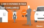 24 milioni di italiani hanno ridotto le spese nell'ultimo anno risparmiando 625 euro