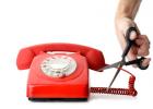 Bolletta del telefono: il 5% non la paga