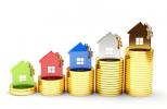 Aumentano del 7,5% gli importi erogati dalla banche per i mutui