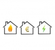 In Italia luce e gas costano alle famiglie oltre 200€ all'anno in più che in Europa