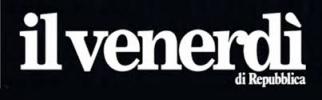 Il Venerdì di Repubblica 23 maggio 2014