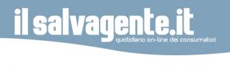 Ilsalvagente.it 1 ottobre 2014