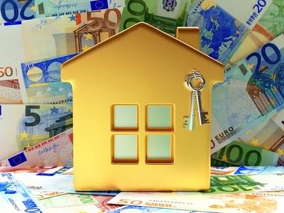 Diminuzione importante per le compravendite immobiliari