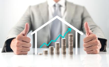 In 10 anni le case hanno perso il 25% del loro valore