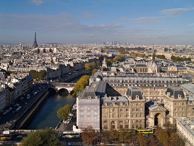 Parigi subisce il rincaro maggiore