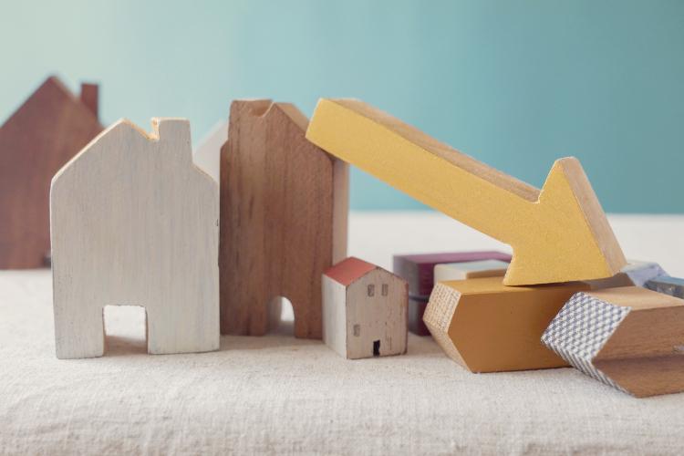 I prezzi delle case risentiranno di questo periodo di stasi